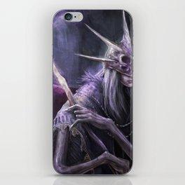 Aldrich - Dark Souls 3 iPhone Skin