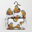 Monarch Butterflies by anoellejay