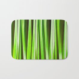 Tropical Green Riverweed Bath Mat