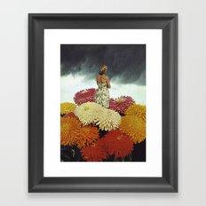 APRIL SHOWERS Framed Art Print