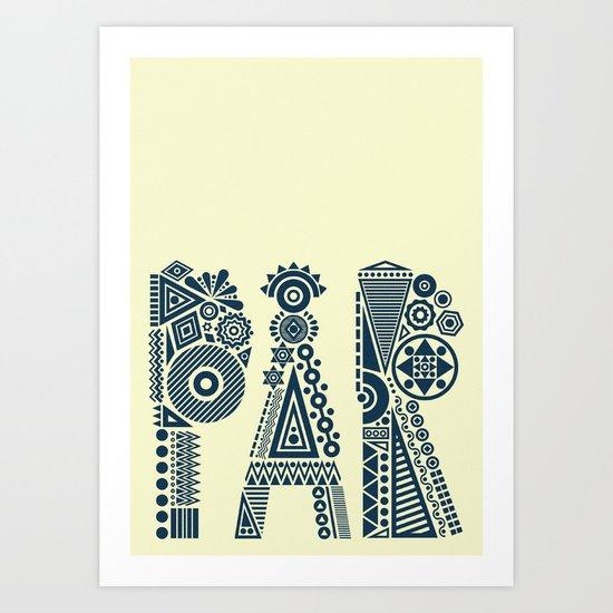 PAR Art Print