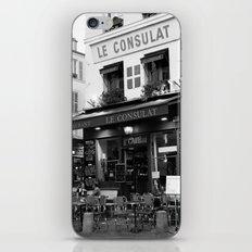 B&W Le Consulat iPhone & iPod Skin