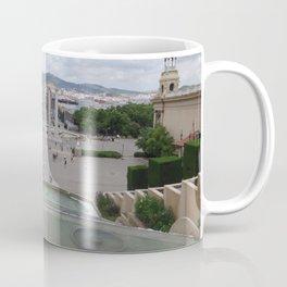 Barcelona - Spain view Coffee Mug