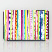 anxiety iPad Cases featuring Summer Anxiety by Chris Klemens