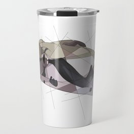 Red Tail Boa Travel Mug