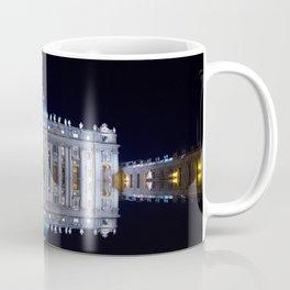 Vatican City Reflexion Coffee Mug