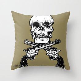 113 Throw Pillow