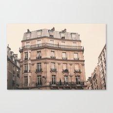 Paris Nº2 Canvas Print
