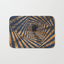 Paw Paw Tunnel - Spiral Psychedelia Bath Mat