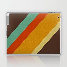 Retro 70s Color Palette Laptop & iPad Skin