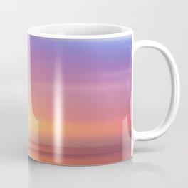 Abstract Sunset IV Coffee Mug