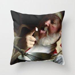 Delicious! Throw Pillow