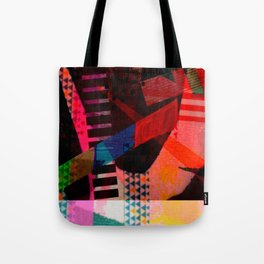 Snakes and Ladders series 3 Tote Bag