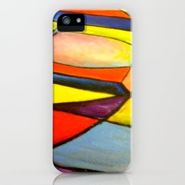 Colours iPhone Case