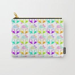 Boba Fett Pop Art Pattern Carry-All Pouch