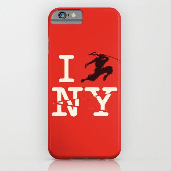 Sneak Attack iPhone & iPod Case
