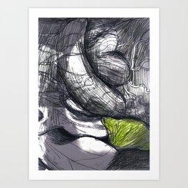 Vuelvo a mí XI Art Print