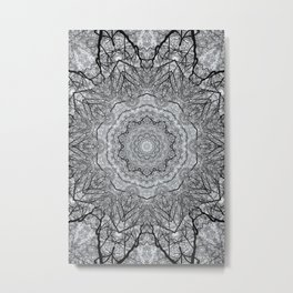 Zen Tree 1 Metal Print