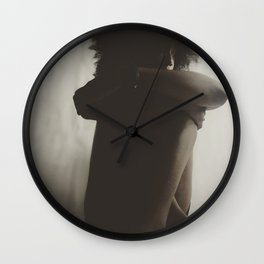 Quiet Times Wall Clock