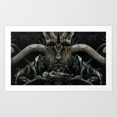 Rest No More Weary Traveller Art Print