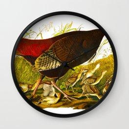 Great American Hen Wall Clock