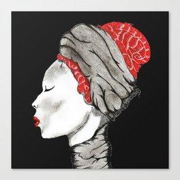Nyako Canvas Print