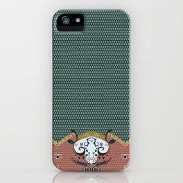 ss16 /// Handmade Arabesque II iPhone Case