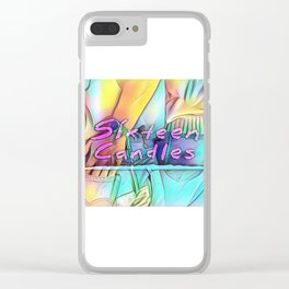Sixteen Candles 1 Clear iPhone Case
