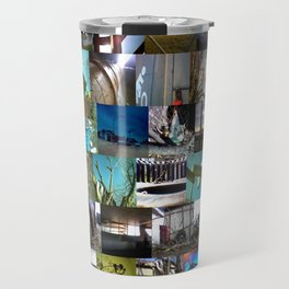 """good kid, m.A.A.d city"" by Cap Blackard Travel Mug"