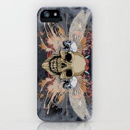 Peut-être même jamais iPhone Case