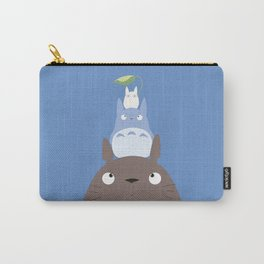 Totoros Carry-All Pouch