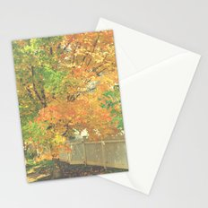 Autumn Gate Stationery Cards
