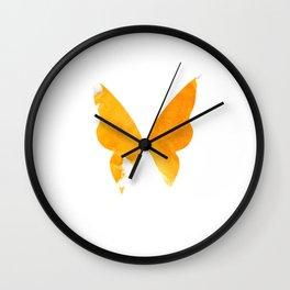Light Fairy Wall Clock