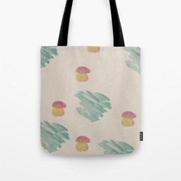 Mushroom 2 Tote Bag