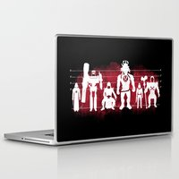 thundercats Laptop & iPad Skins featuring Plastic Villains  by powerpig