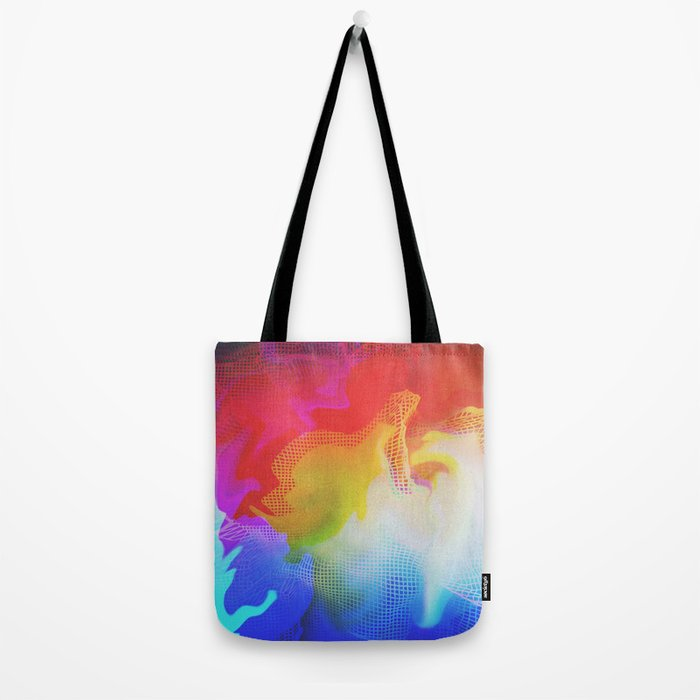 Glitch 31 Tote Bag