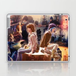 Life Is Strange 4 Laptop & iPad Skin