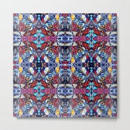 4 Square -281 Metal Print