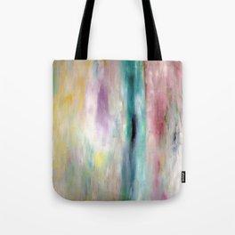 White Ocean Tote Bag