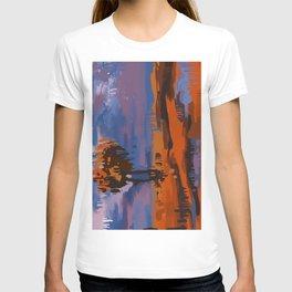 Vertical Landscape T-shirt
