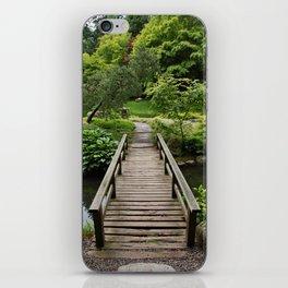 Bridge to Happiness iPhone Skin
