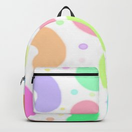 Real Fruit Candy Beans Backpack