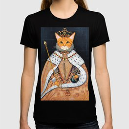 The Ginger Queen's Coronation T-shirt