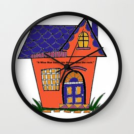 House Upon the Rock Wall Clock