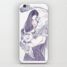 Winteress iPhone & iPod Skin