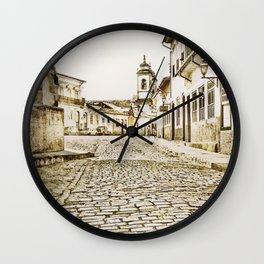 Historical city Wall Clock