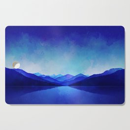Midnight Blue Cutting Board