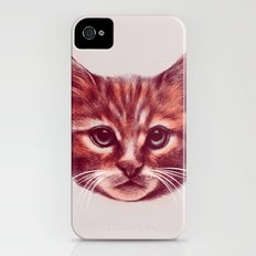 Everybody wants to be a Cat iPhone (4, 4s) Slim Case