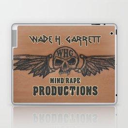 Mind-Rape Productions Laptop & iPad Skin