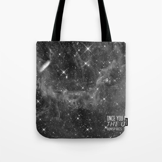 Put yourself out there Tote Bag